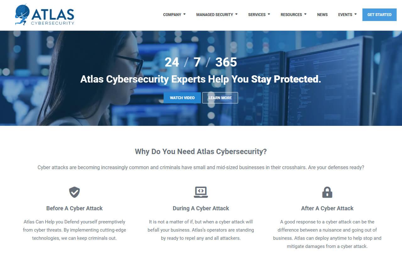 Atlas Cybersecurity