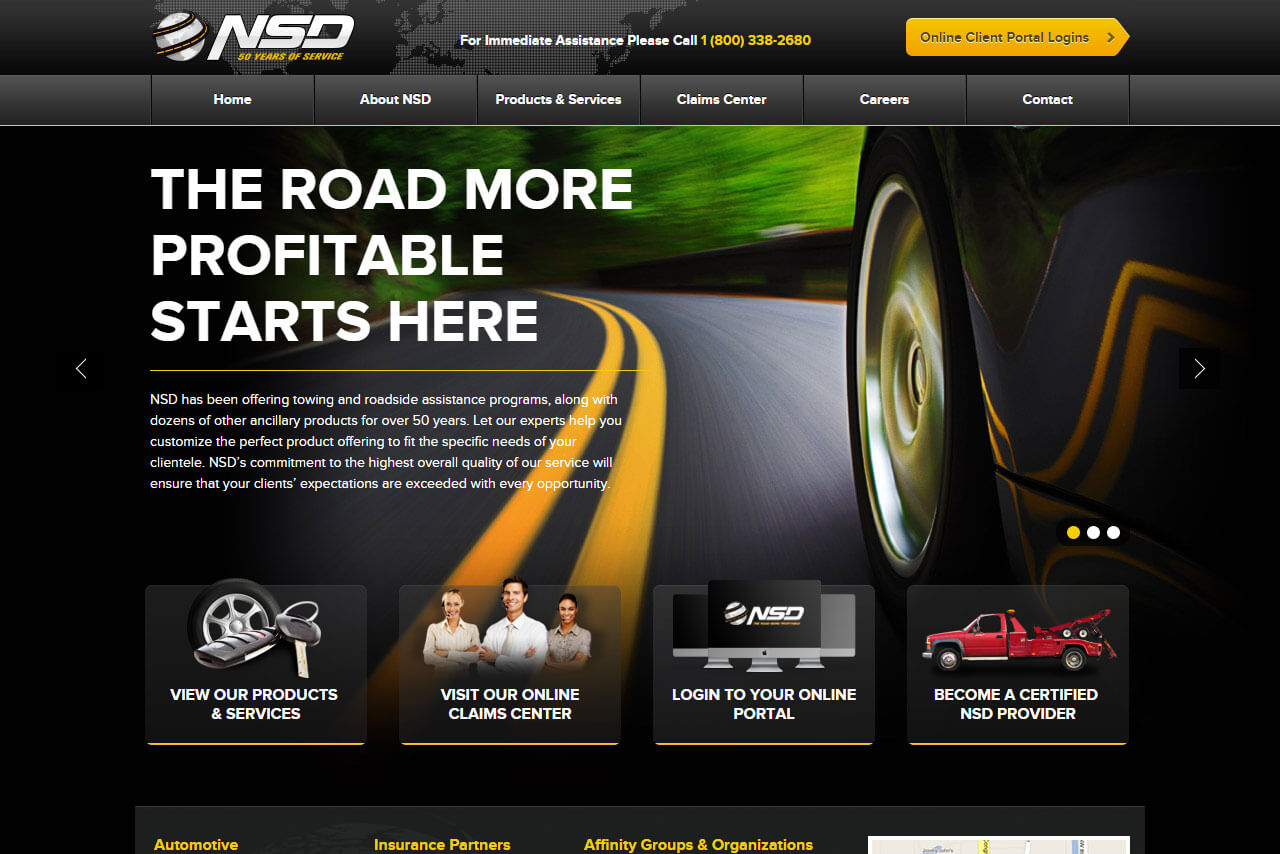 NSD – Nation Safe Drivers