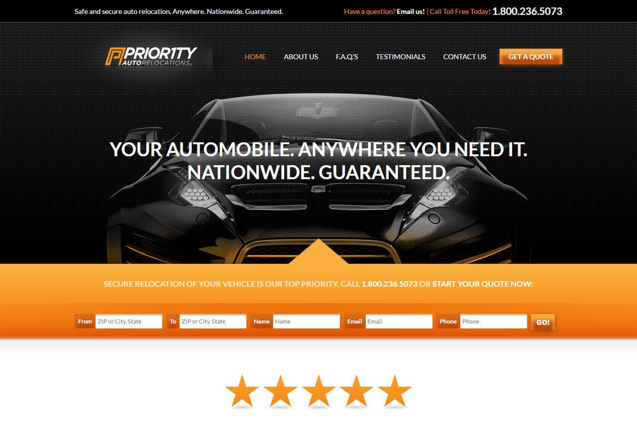 Priority Auto Relocations